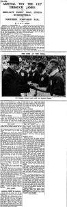 1930 FA Cup Final report (click to enlarge)