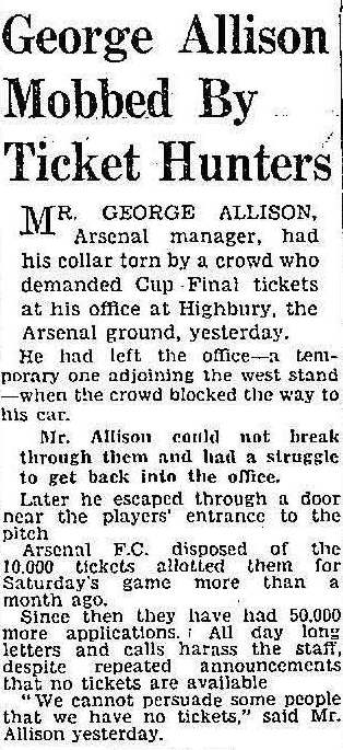 Daily Express 22 April 1936
