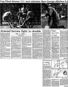 1971 FA Cup Final report (click to enlarge)