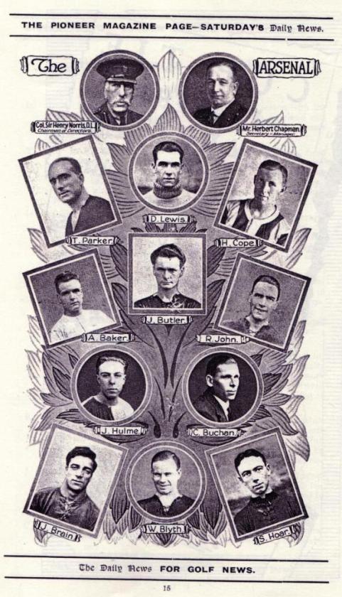 arsenal 1927