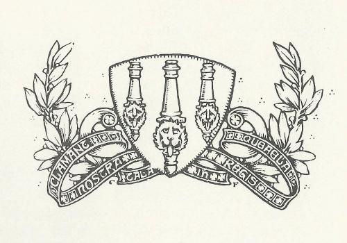 Woolwich arsenal crest 1904-5