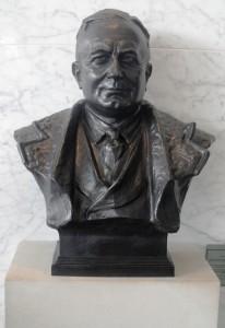 Bust of Chapman 1