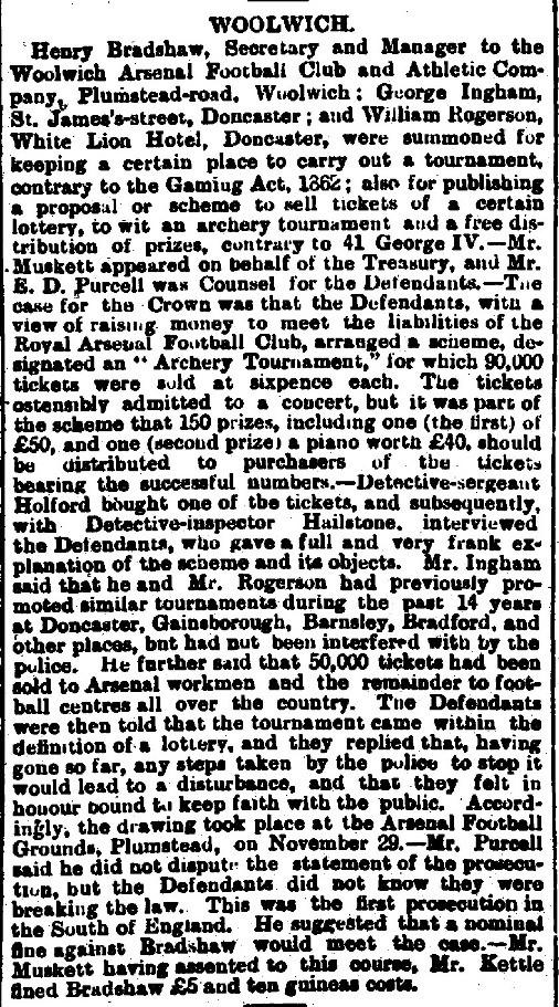 London Standard 3 January 1903
