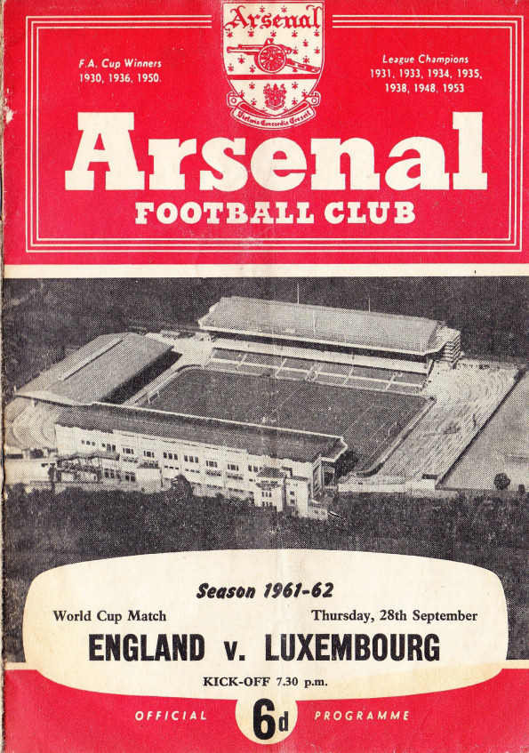 1961-09-28 England v Luxembourg 01