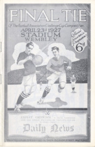 1927 programme - 6MB (click to open in new window)