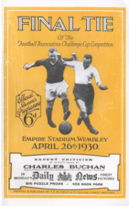 1930 programme - 8MB (click to open in new window)