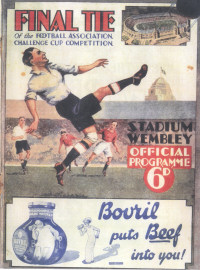 1932 programme - 9MB (click to open in new window)
