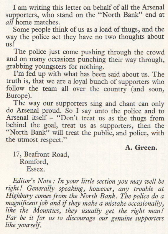 1969-04-12 Letter referencing North Bank