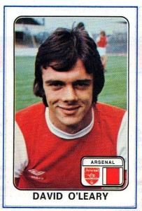 D O'Leary Arsenal 78-79 a