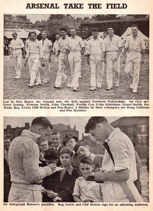 1952-08-27 Manchester United (H) FL team