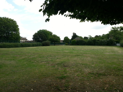 Plumstead Common Football Pitch