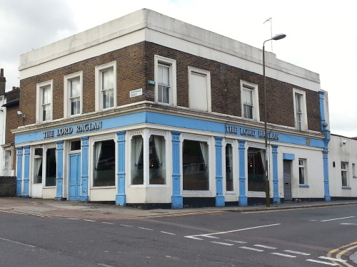 The Lord Raglan Pub