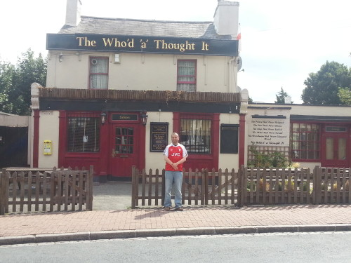 The Who'd a Thought it pub