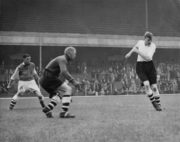 Reds v Whites 24 August 1935 (courtesy of @N5_1BU)