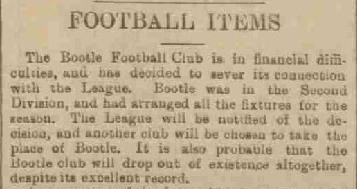 Sunderland Daily Echo 19 August 1893
