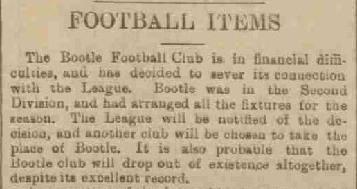 Sunderland Daily Echo 19 August 1893