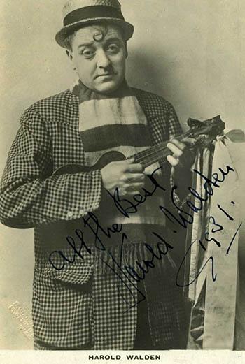 Harold Walden 1