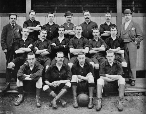 1895-96 Team