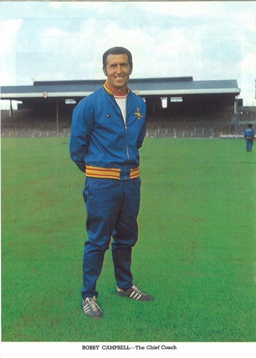 Bobby Campbell