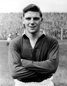Duncan Edwards (the only time you'll see a non-Arsenal player in the preview)