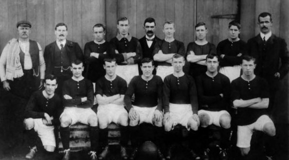 Woolwich Arsenal 1904 - The Good Times
