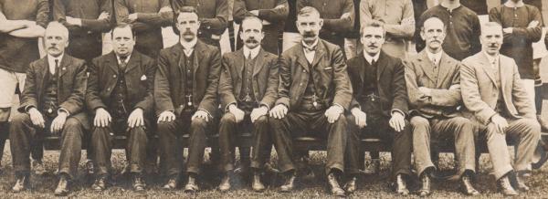 Beardsley, Mercer, Steven, Titlow, Craib, Radford, Kennedy, King