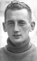 F Boulton Arsenal Goalkeeper 1936-1938