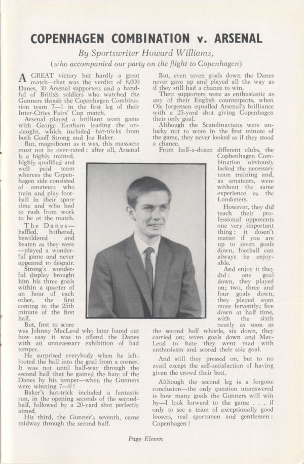 Gunflash November 1963